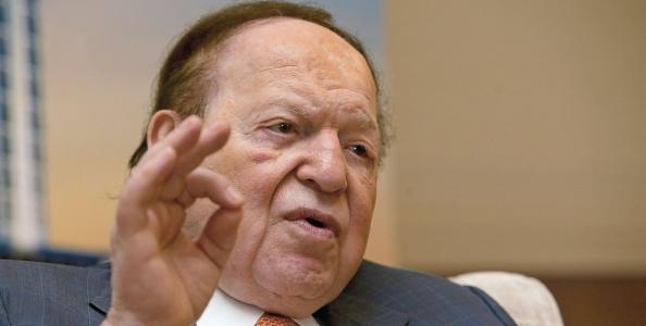 Sheldon Adelson continua la crociata contro il gioco online: ma l'opposizione arriva dall'interno