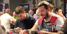 Pescatori e Dato pazzi per l'Open Face: a Saint Vincent giocano oltre 10 ore a poker cinese!