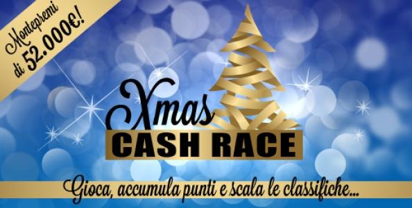 """""""A Very Poker Xmas"""" di Poker Club: arrivano anche le """"Rake Race"""" per il cash!"""