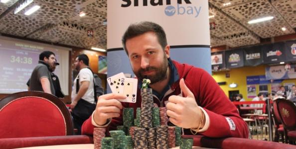 SharkBay: vince un Michele Sigoli in grande spolvero