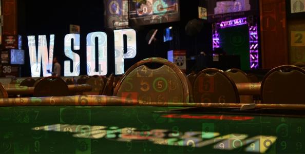 Tutti i numeri delle WSOP 2014