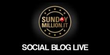Social Blog in diretta Sunday Million