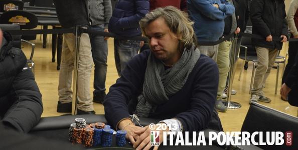 IPO13 – Day 3: giornata chiusa a dieci left con Stefano 'bubi' Facciolongo chipleader!