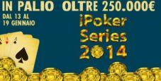 Sisal Poker: con gli MTT delle 'iPoker Series' 250.000€ di montepremi garantito!