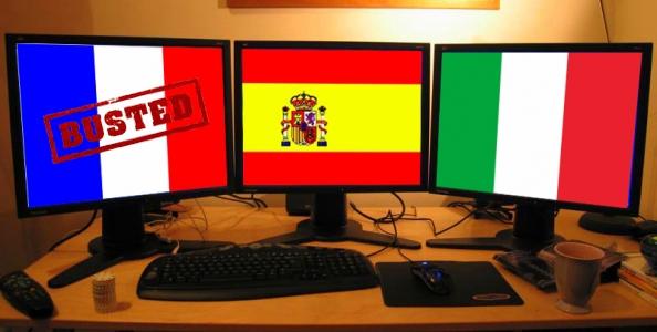 Il Parlamento francese dice no al mercato in comune con Italia e Spagna per il poker online