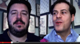 Intervista doppia: Flavio Ferrari Zumbini vs. Max Pescatori