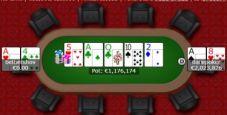 Il secondo posto di Giuliano Bendinelli al Super Tuesday di Pokerstars.com: ogni mano rivelata!
