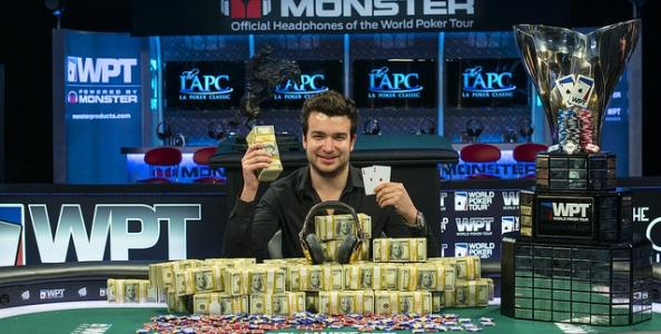 Chris Moorman completa il mosaico: vince il suo primo Major live al WPT L.A. Poker Classic!