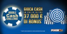 Double Cash Challenge: su Poker Club in palio 37.000€ per i giocatori di cash game!