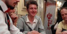 """Giuliano Bendinelli """"centra la promozione"""": è lui il nuovo Team Pro Live di Poker Club!"""