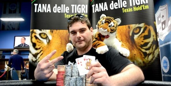 Tana delle Tigri – Il ruggito è di Gino Censori, solo quinto Kabrhel