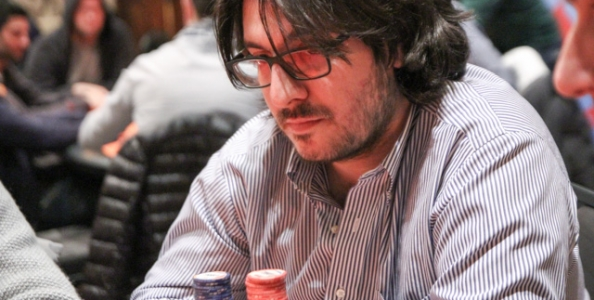 Con i bagagli in mano, Giovanni 'gioriz' Rizzo vince il Sunday Special per 23.327 euro!