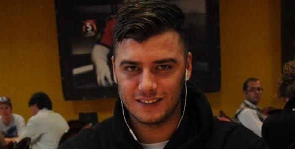 Federico 'FederikoPX' Petruzzelli brilla al Sunday Special, bene Lorenzo 'bovediroma' Sabato all'High Roller