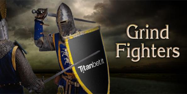 Gioca la Grind Fighters su Titanbet e vinci l'Italian Poker Open 2014!