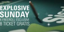 Gioca GRATIS l'Explosive Sunday iPoker Sales Week!