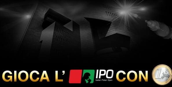 Un euro per giocare l'IPO 17: partecipa al nostro satellite esclusivo!