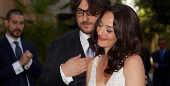 """""""Poco poker, è stata una festa bellissima!"""" Il matrimonio di Giovanni Rizzo e Kara Scott raccontato da Bognanni"""