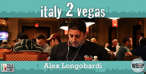"Alex Longobardi to Vegas 2014: ""Venderò il 25% delle mie quote"""