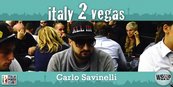 """Carlo Savinelli: """"Grazie alla vittoria dell'IPO affronterò le WSOP con più serenità"""""""