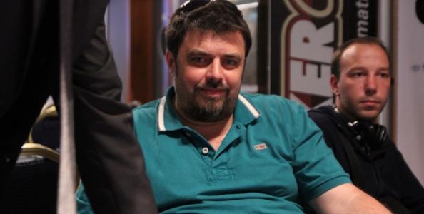 PLS Malta day 3 – Giovanni D'Alia chipleader del tavolo finale!