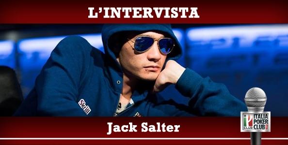 """""""Avevo venduto il 75% dell'heads-up, che grande forza mentale Antonio!"""" Intervista a Jack Salter"""