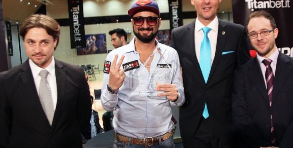 """Carlo Savinelli vince l'IPO 14: """"Finalmente ce l'ho fatta!"""""""