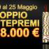 Pokerclub raddoppia: dal 19 al 25 maggio 18.000€ in palio nelle classifiche sit'n go!