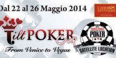 Domani parte la Tilt Poker Cup: segui il torneo insieme a noi!