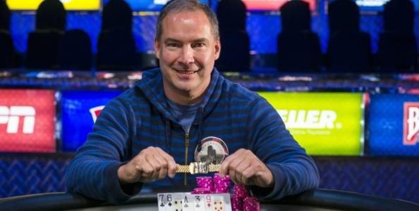 Ted Forrest, da dealer a gambler pluricampione di Las Vegas: biografia e cosa fa oggi