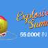 Explosive Summer su Titanbet: ogni domenica tornei per 55.000€ di montepremi!