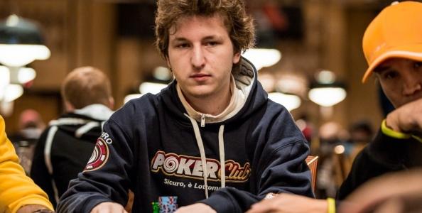 Bendinelli sfata il tabù WSOP: l'In The Money arriva nell'evento #55!