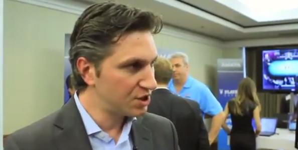 """David Baazov, CEO di Amaya rassicura i giocatori: """"Pokerstars non avrà bruschi cambiamenti"""""""