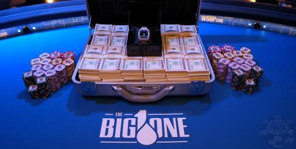 WSOP 2014 – The Big One for One Drop: vendere le quote è l'unica strada percorribile per un pro?