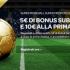 Scommetti sui mondiali con Sisal: per te subito 5€ senza deposito!
