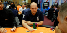 WPT National 900 – Domenico Drammis chipleader del day 1B!