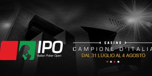 Qualificati all'IPO Summer Edition con pochi euro di spesa!