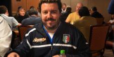 """Wsop 2014 – Max Pescatori ITM al 2-7 draw lowball: """"E' come il poker all'italiana… al contrario!"""""""