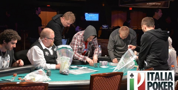 WSOP 2014: Martin Jacobson guida gli ultimi 27! Ancora in corsa Smith, Devonshire e Newhouse