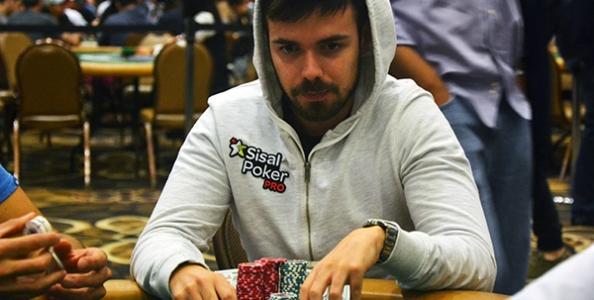 """Andrea Carini e il sit-out come scelta per i tavoli cash di Las Vegas: """"Utile a non cadere in tentazione…"""""""