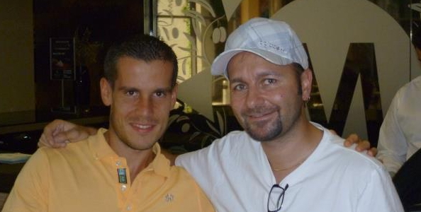 Martello pneumatico Alessandro 'deiale1983' De Iaco: è runner-up al Sunday High Roller!
