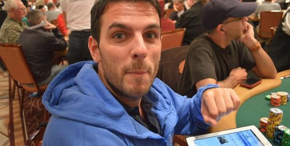 """Gianluca Rullo nuovo pro del team GDpoker: """"Nel poker ho trovato le soddisfazioni che il calcio mi ha negato"""""""