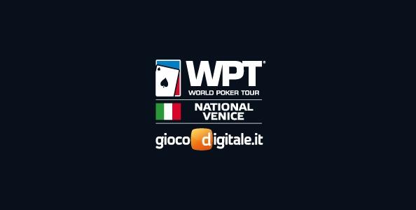 Al WPT National Venezia un Freeroll 2nd Chance Freeroll per gli eliminati dal Day 1A!