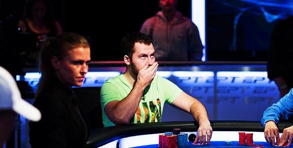 Nella prima settimana di agosto Dan 'jungleman12' Cates vince 700.000$, per 'isildur1' downswing da un milione!