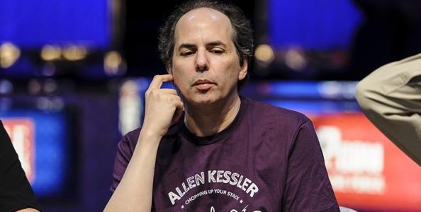 """Allen Kessler, runner-up alle WSOP per la quarta volta: """"Frustrante! Non so se avrò un'altra chance"""""""