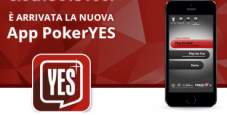 PokerYes lancia la app mobile per dispositivi Android e Apple!