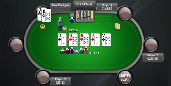 "Cash game analysis – Una mano giocata da Francesco ""IWasZiopippo"" Elefante"