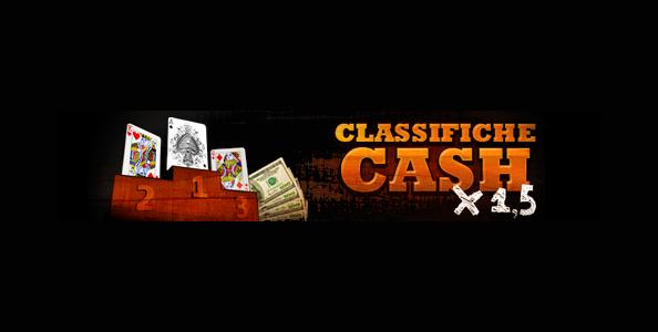 Su GDpoker classifiche cash game con montepremi moltiplicati fino al 16 novembre