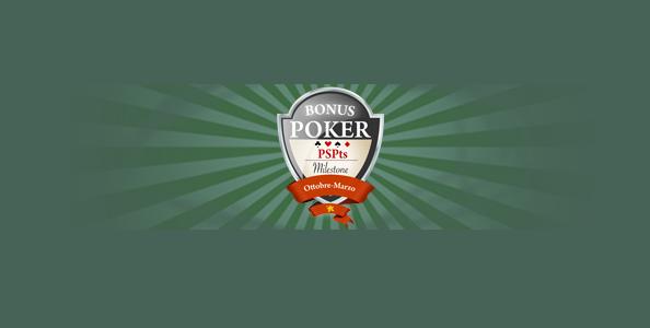 Nuove milestone semestrali di Sisal Poker: vinci fino a 27.000€ semplicemente giocando a poker!