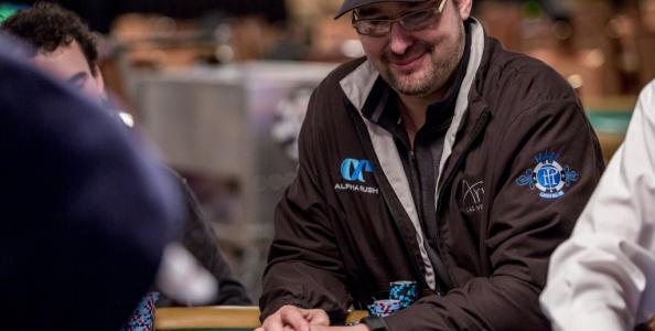 Immenso Phil Hellmuth: vince i problemi di salute e raggiunge un altro final table WSOP!