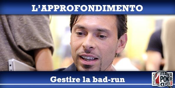 I cinque consigli di Vito Barone per affrontare la Bad Run